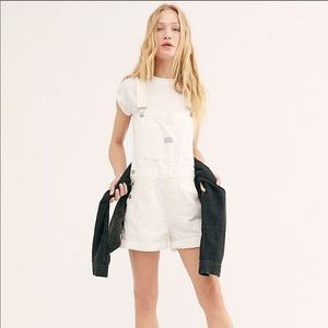 NWT Levi Overall Shorts